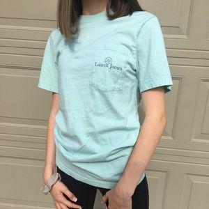 Lauren James pocket tee